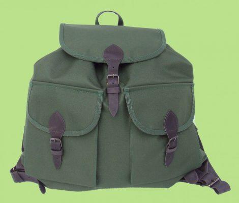 2 zsebes vadász hátizsák