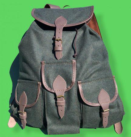 Lóden hátizsák, 3 zsebes